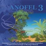 Pochette CD-Rom Anofel 3